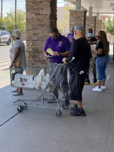 Voter Registration, Education, and Mobilization